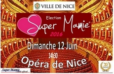 Election de Super Mamie 2016 Nice
