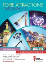 foire attraction monaco 2015