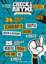 Festival-Check-The-Rhyme-à-Nice