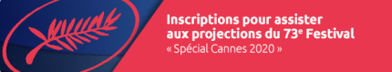 inscriptions special cannes 2020