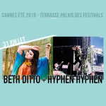 Hyphen Hyphen - Beth Ditto  Cannes 2018